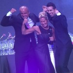 Laura and Scott and Isagenix Event