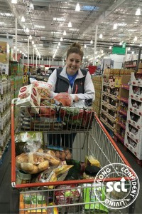 Healthy Food Shopping at Costco