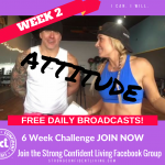 SCL BELLY BUSTER Challenge Week 2