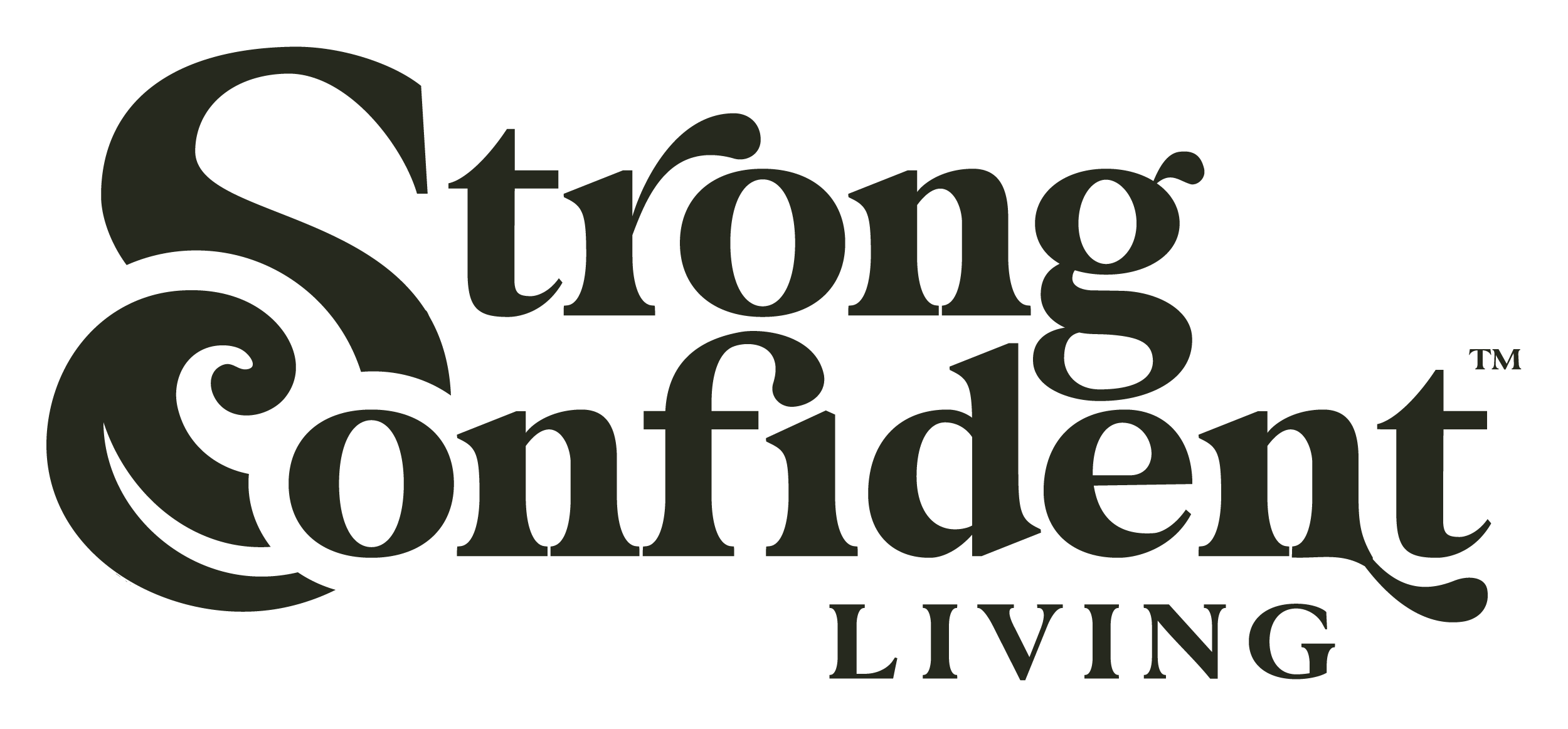 Strong Confident Living