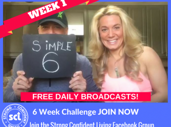 SCL BELLY BUSTER Challenge Week 1