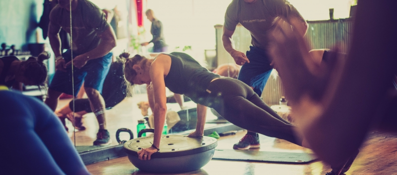 Recommit to a Healthy Lifestyle – Goal Hard