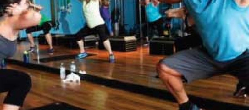 Denver Post: How to get in a good workout fast