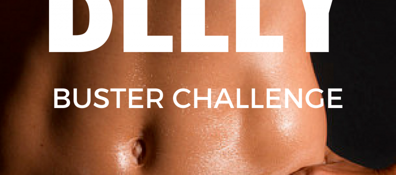 Get results! Join the Belly Buster Challenge