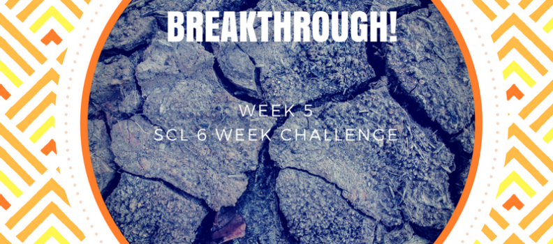 SCL Countdown to Summer Challenge Week 5