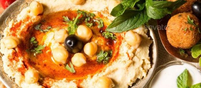 Kat's Homemade Hummus